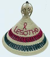 Mokorotlo, Basotho hat, Handmade Products from Lesotho, Africa African Crafts, African Art, Traditional Art, Decorative Bells, Bloom, Symbols, Christmas Ornaments, Holiday Decor, Hats