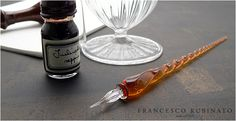 glass pen