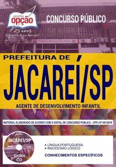 Apostila Preparatoria Concurso Prefeitura Do Municipio De Jacarei