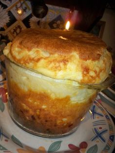 RECETTE : Soufflé au Fromage ( Comté ) à l'Ancienne par la Mère Mitraille | Canal Gourmandises - PARIS