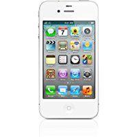 Apple iPhone 4S Smartphone débloqué 3.5 pouces 16 Go iOS 5 Blanc
