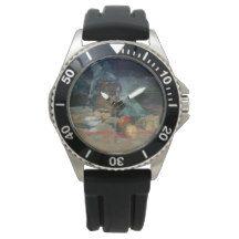 Bodegón a espátula/Natureza morta/Still life Relojes De Mano