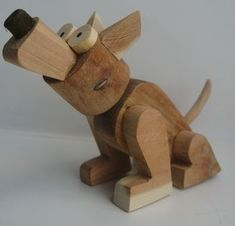 собака Бобик сувенир фигурки Сувениры из можжевельника