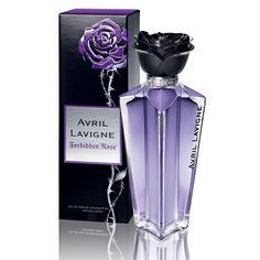 Avril Lavigne Forbidden Rose is a sparkling fusion of fruity, floral and woody notes that blend together to create a spirited composition. With notions of both fantasy as well as fearlessness, Forbidden Rose comes to life, like a fairytale, with a captivating introduction, a romantic heart and a warm and happy ending. Inspired by the symbolic black rose, the fragrance dares you to discover a world of fantasy. In this magical world, anything is possible.