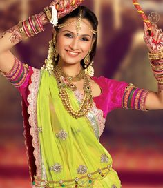 Traditional Gujarati wedding jewellery