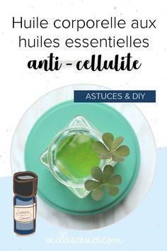 Comment fabriquer des soins à base d'huile essentielle anti-cellulite ? Mes conseils & astuces d'aromathérapie. Cellulite Remedies, Lotion, Soap, Medical, Personal Care, Antidote, Beauty, Kawaii, Diy