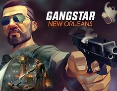 """Check out new work on my @Behance portfolio: """"Gangstar New Orleans Hack"""" http://be.net/gallery/47626379/Gangstar-New-Orleans-Hack"""
