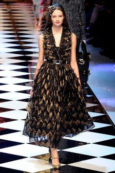 AW17/Dolce & Gabbana