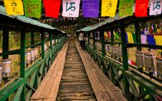 At Khecheopalri Lake - Sikkim http://www.mytravelbytes.com/ https://www.facebook.com/MyTravelBytes