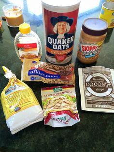 The Kirklands: Wellness Wednesday: No-Bake Protein Energy Bites