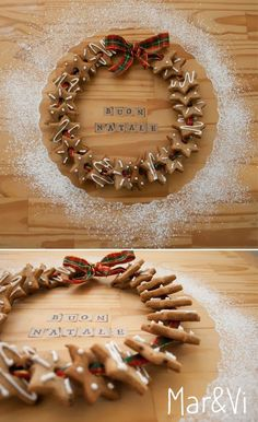 Impara a fare i biscotti di zenzero con decorazioni semplici e di gran effetto. La ricetta dei biscotti di zenzero classici di Natale.