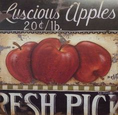 Kim Lewis Luscious Apples