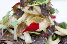 Como cada año desde hace ya cuatro, en lo que se ha convertido en seña de identidad en su carta de invierno, el chef navarro Pedro Larumbe dedica un menú completo a uno de sus ingr