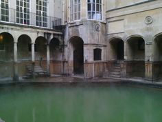 Thermals in the city of Bath