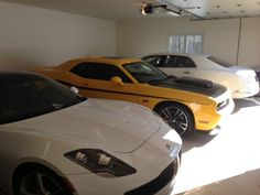 DJ Envy showed off his newest edition on Instagram recently -- a Dodge Challenger SRT8 Yellow Jacket.