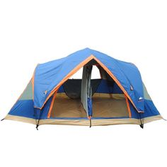 Large 2 Room C&ing Automatic Open Tent  sc 1 st  Pinterest & Kelty Tempest 2 person tent. | Get Outta Dodge | Pinterest | Tents ...