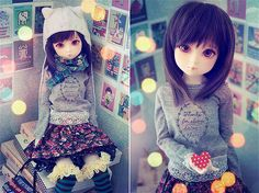 sweetheart | Wearing different clothing pieces. | Cyristine | Flickr