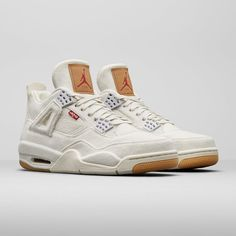 1b531a4a0c Check out the next x Air Jordan IV in White and Black. Footwear retailer  has reported that the pairs will be releasing soon. Are you adding these to  your ...