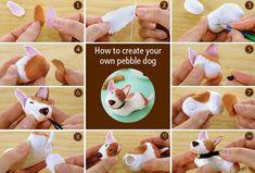Craft a Pebble Dog! | The Bark