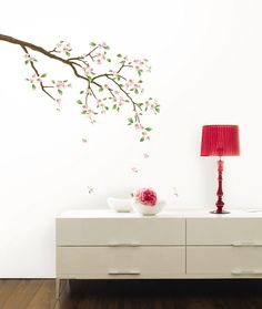 【楽天市場】ウォールステッカー 壁シール 壁紙シール 桜 wall sticker 北欧 さくら サクラ 櫻 P27Mar15:ウォールステッカー Shop