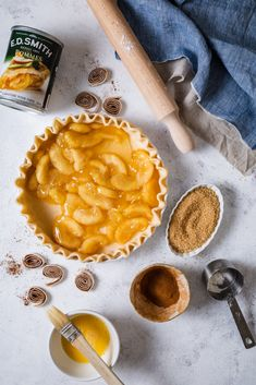 A cinnamon-scented twist on apple pie which is fun to make and always wows Cinnamon Roll Apple Pie, Cinnamon Rolls, Greek Recipes, Wine Recipes, Lavender Ice Cream, Banana Fritters, Wine Photography, Vegan Options, Smoothie Bowl