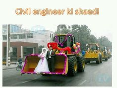 marriage a civil engineer
