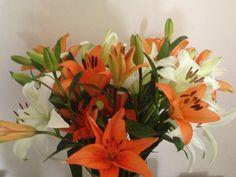 Bouquet flowers! Perfect colours