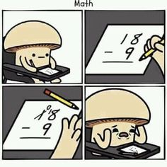 See, rate and share the best math memes, gifs and funny pics. Memedroid: your daily dose of fun! Funny Shit, Funny Jokes, Hilarious, Funny Pictures With Captions, Picture Captions, Best Funny Pictures, Random Pictures, Memes Humor, Humor Videos