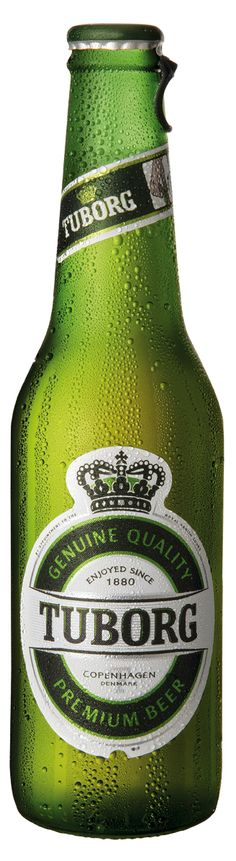 Bottles up! We are toasting for Tuborg's 140th birthday! #TuborgCheers