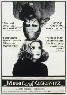 Minnie and Moskowitz, John Cassavetes