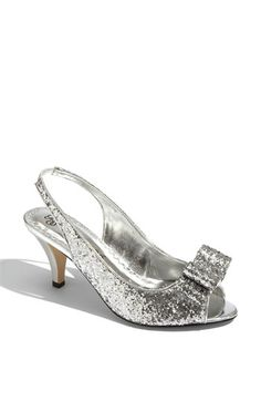 Shoes for Events Wedding / Kitten heel sandals The long line over ...