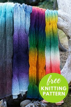 Did you know just by changing needle sizes can make an amazing scarf? This  gathered scarf uses Lace Ball 100 yarn and different needles sizes to  create a magical effect.