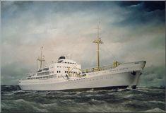 m.s. Oranje Nassau