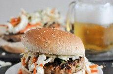 Thai Turkey Burgers-2