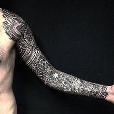 dotwork tattoo ideas (38)