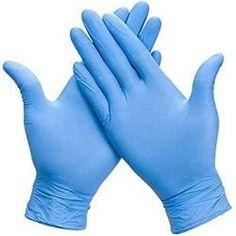 Senza polvere Sterili Misura Small Confezione 100pz Guanti monouso da esame DOC Copolimeri su carta