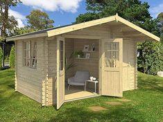 DIY 157 SQF Tiny House Cabin Kit, Garden House.  #ad #tinyhousemovement #tinyhouses #tinyhouseonwheels #smallhouse #smallhouseplans #tinyhomes #tinyhomescost #tinyhomesideas