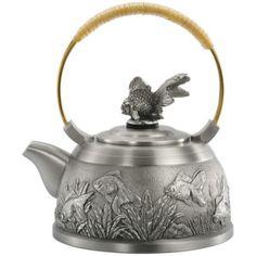 Goldfish Miniature Teapot