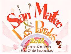#BañosDeRíoTobía Programación de #Fiestas de San Mateo y Los Parrales 2013 #FiestasRiojanas