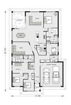 JACKWOOD Sloping Lot House Plans By Httpwww