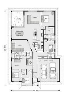 Beachland 244, Our Designs, New South Wales Builder, GJ Gardner Homes New South Wales