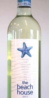 we can drink this on the front porch of our beachouse one day:)