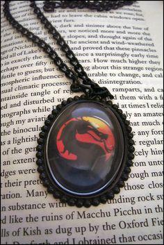 Mortal Kombat Necklace