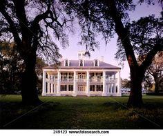 Baton Rouge LA Plantation