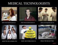 Medical techs