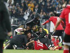 Juventus - Benfica