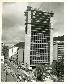 BOGOTÁ Edificio Avianca en construccion