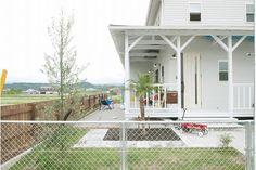 趣味と生活が一体になったアメリカンなサーファーズハウス 4C 株式会社の建築実例 ステップハウス注文住宅