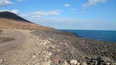 Lava rock beach #sanfelipe