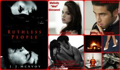 Ruthless People by J J McAvoy